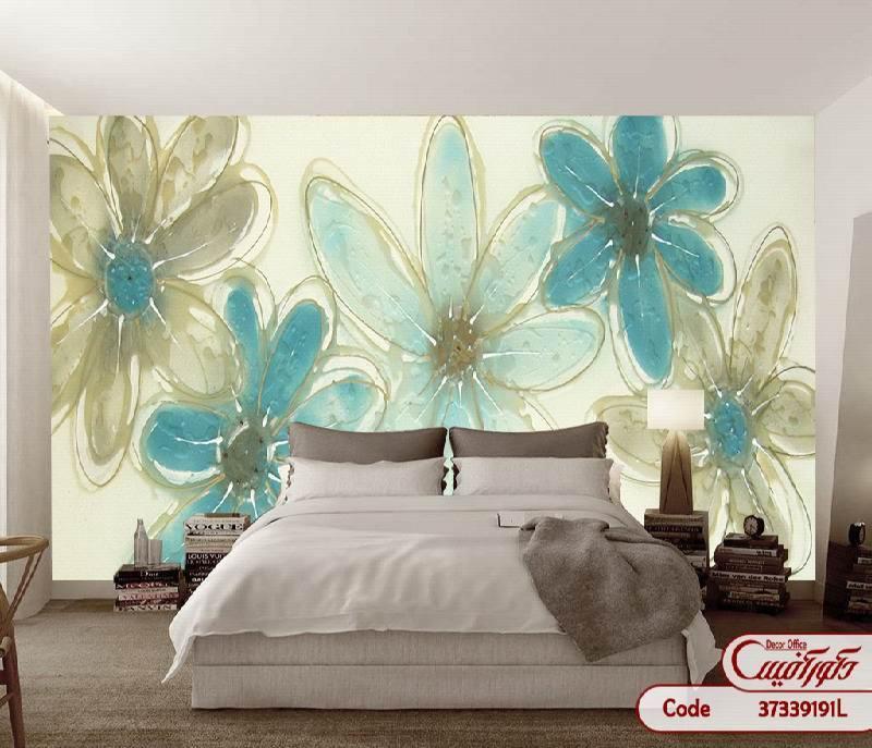 پوستر دیواری گل اسپرت